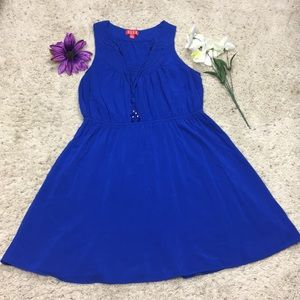 Elle Blue Dress Size M